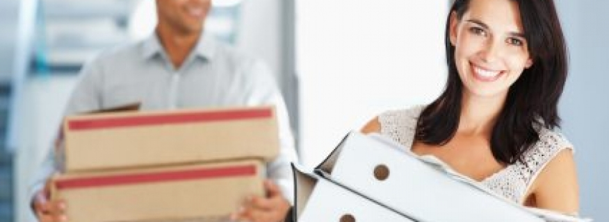 Moving Office – 12 Easy Tips